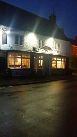 Tollerton, UK: Black Horse