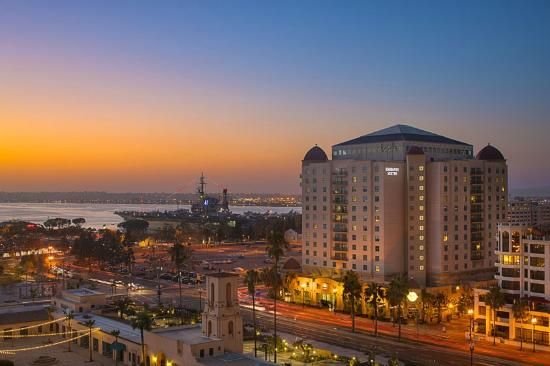 Embassy Suites by Hilton San Diego Bay Downtown Hotel