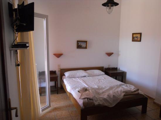 Olive Tree Apartments: Stanza da letto