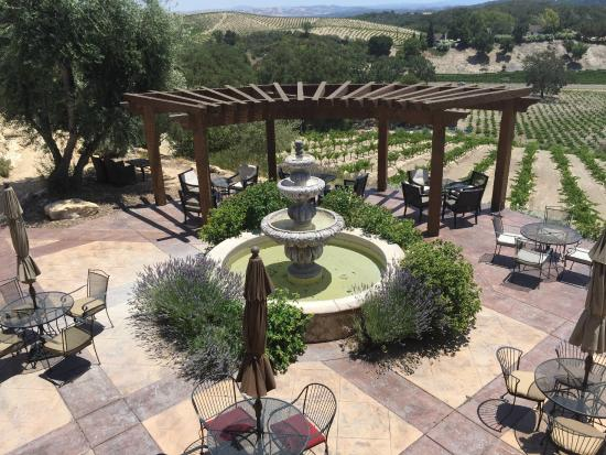 Wine Wrangler - Day Tours : A view from one of the wineries.