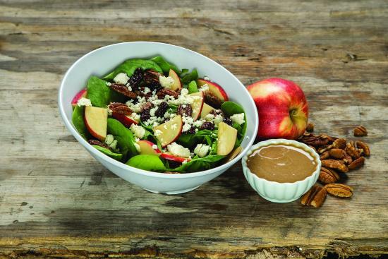 Spinach Salad - Picture of Mellow Mushroom, Little Rock - Tripadvisor