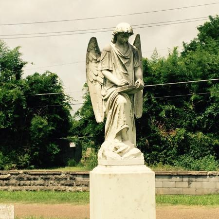 "Natchez, MS: ""Turning Angel"" from the Greg Iles novel by the same name."