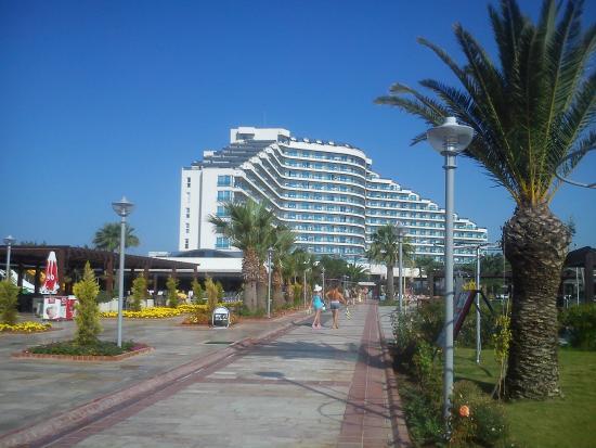 Venosa Beach Resort & Spa: from the beach