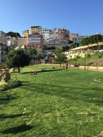 Jardim Da Cerca Da Graca