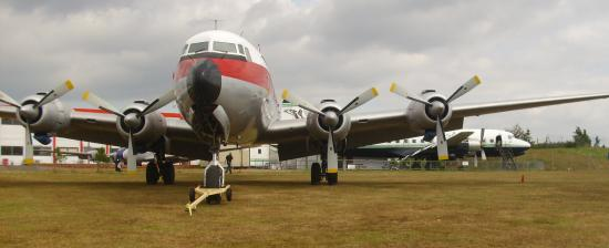 ‪‪Coventry‬, UK: Douglas DC-6B‬