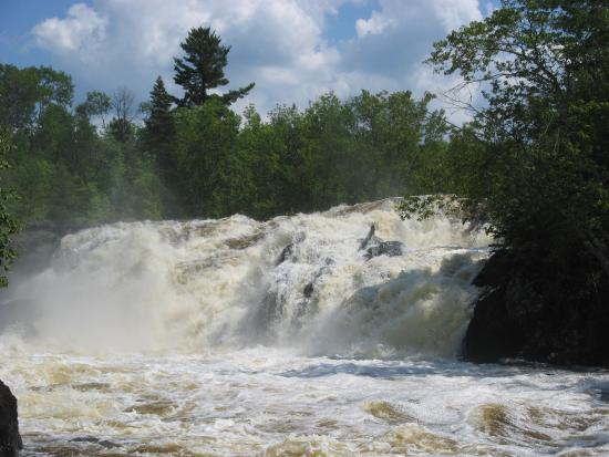 Ely, MN: Kawishiwi Falls