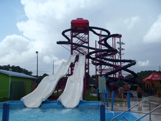 Myrtle Waves Water Park Awesome Slides