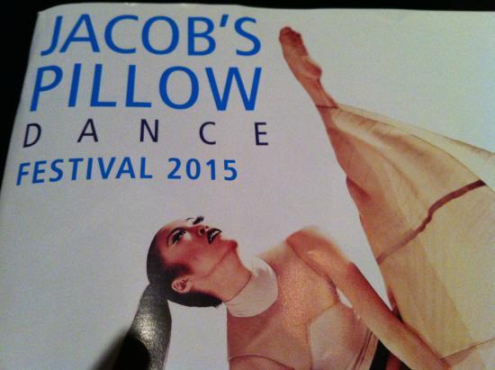 Jacob's Pillow : Festival program
