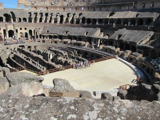 Stefano's RomeCabs: THE COLOSSEUM