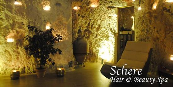 ‪Schere Hair & Beauty Spa‬