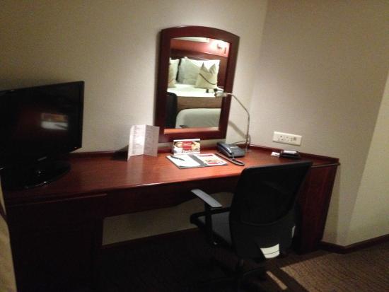 City Lodge Hotel Sandton Morningside: Le bureau
