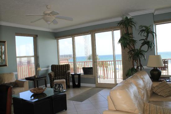 Hidden Dunes Condominiums : Additional sitting area