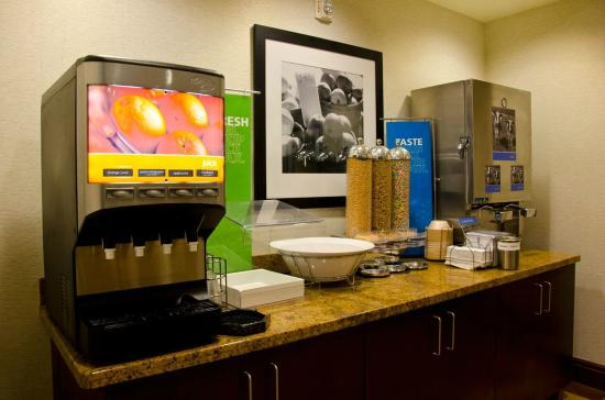 Hampton Inn & Suites Walla Walla: Coffee