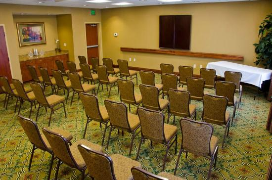 Hampton Inn & Suites Walla Walla: Meeting Room