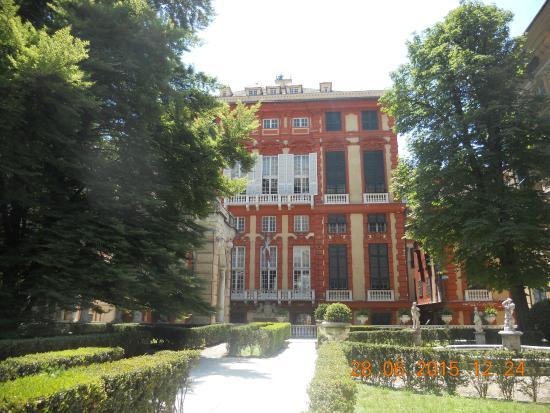 Palazzi dei Rolli: Palazzo Rosso