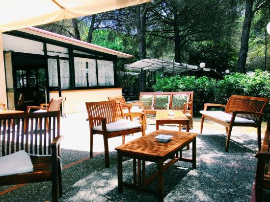 Hotel Giardino : Zona relax