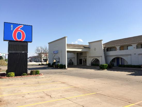 Motel 6 Oklahoma City Northwest