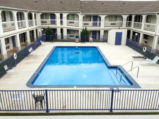 Motel 6 oklahoma city northwest omd men och for Motel one wellness