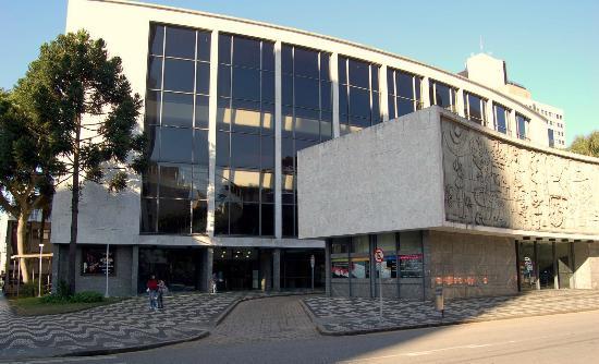 Centro Cultural Guaira - Guairao Theater