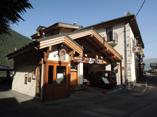 Chalet la Tarine: Hôtel La Tarine
