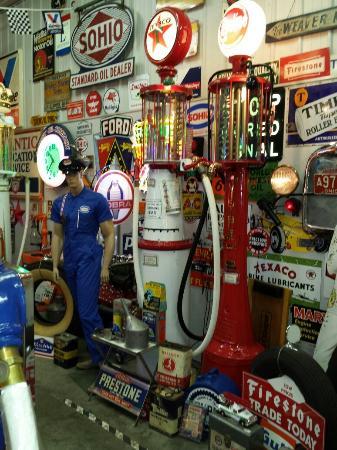 Gas Pump Heaven - Picture of Gas Pump Heaven, Dover