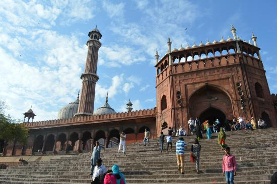 Friday Mosque (Jama Masjid)