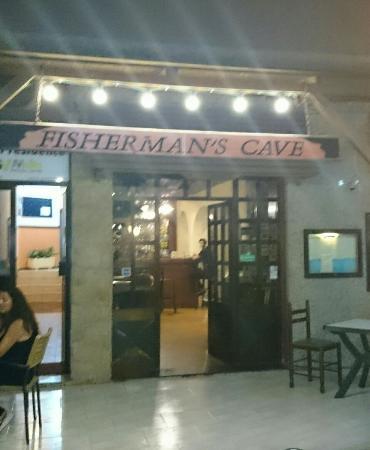 Fisherman's Cave
