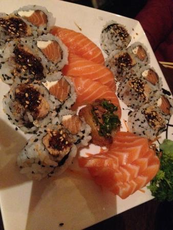 Sushi Modelo