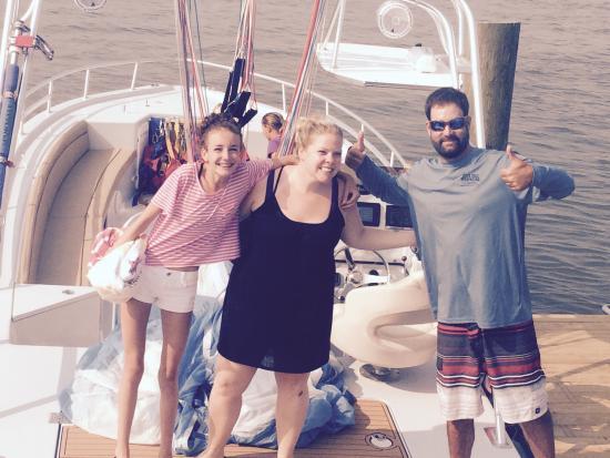 Sea Isle Parasail: Captain Mike!