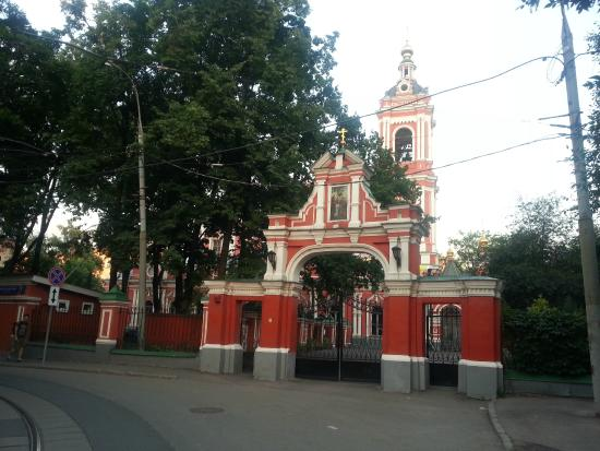 Church of St. Pimen the Great in Novye Vorotniki