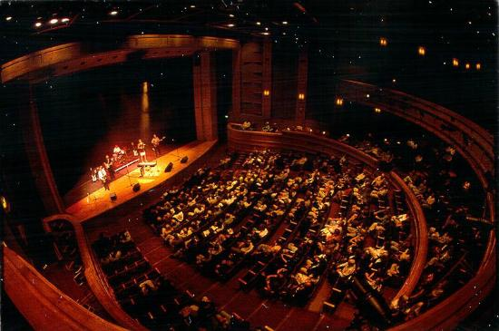 Beaver Creek, CO: Vilar Performing Arts Center balcony view