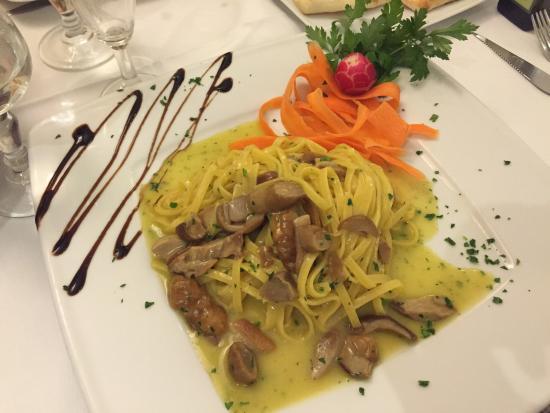 Very nice dining experience