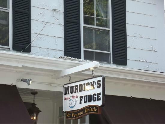 Murdicks Cafe: Murdick's Fudge