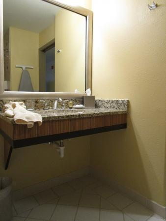 BEST WESTERN Vista Inn: Guest Bath