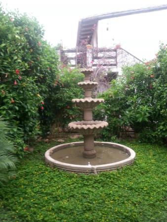 Hotel La Posada del Sol: Hotel grounds