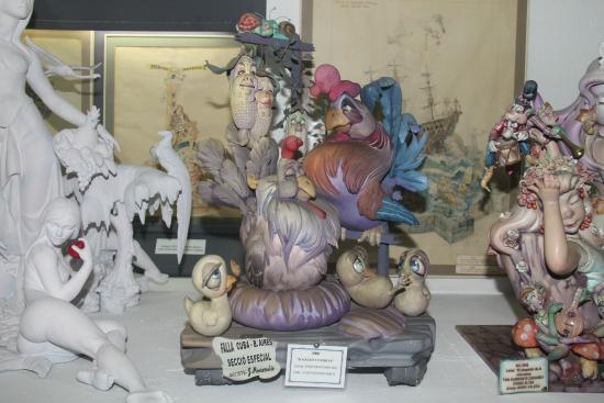 Museo del Gremio de Artistas Falleros