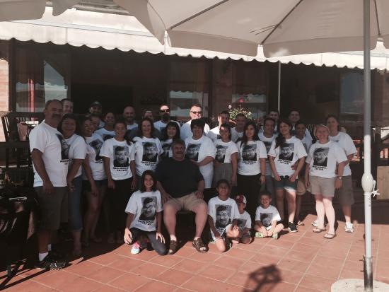 Montespertoli, إيطاليا: We LOVE the Osteria del Tempo Perso!!!