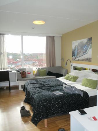 Scandic Hotel Opalen: Dobbeltrom