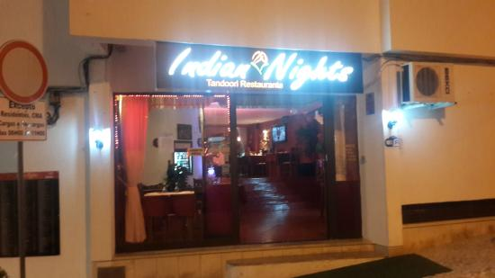 Indian Nights Tandoori Restaurant (Halal restaurant)
