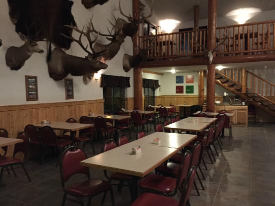 Comfort Inn Yellowstone North : Breakfast lounge