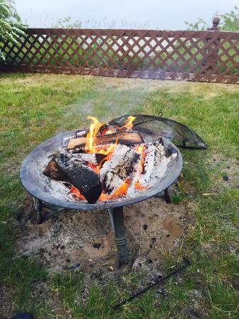 Lake Shore Salzburger Hof Resort : Campfire