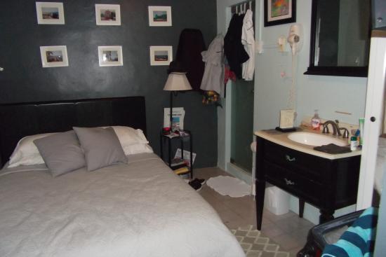 Coqui del Mar Guest House: Bedroom/living