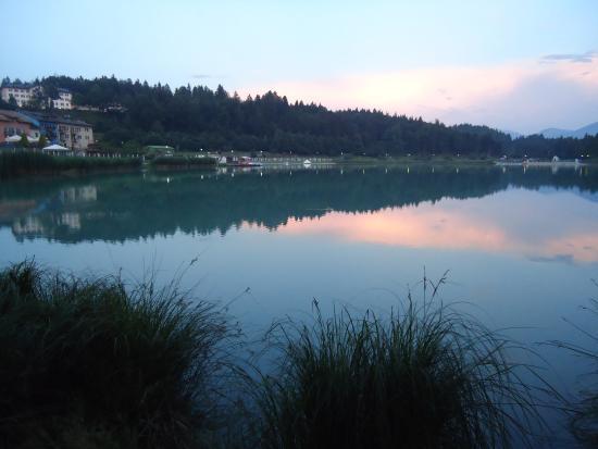 Hotel Du Lac: il lago di lavarone