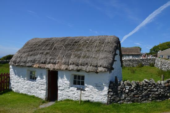The National Folk Museum at Cregneash