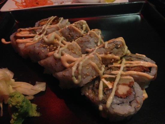 Tee Jay Thai Sushi in Wilton Manors : Chicken Katzuy