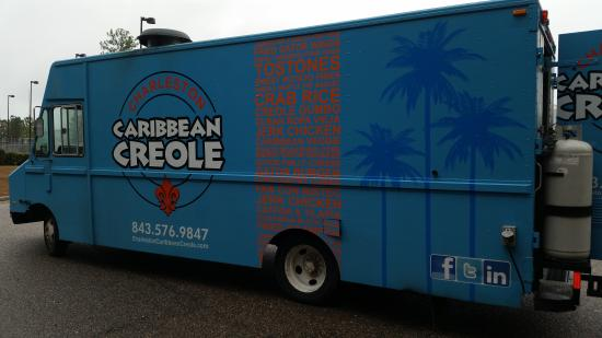 Charleston Caribbean Creole Food Truck