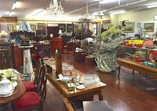 Firehouse Antiques and Collectibles