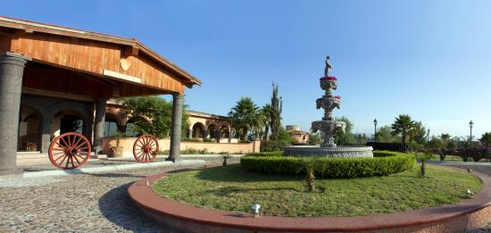 Photo of Hacienda Tres Vidas Hotel & Spa Tequisquiapan