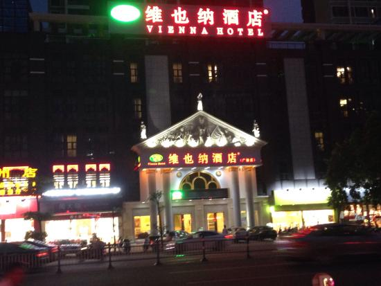 Vienna Hotel Chaozhou Chaozhou Square