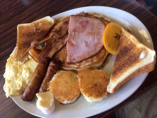 Cordial Restaurant: Trucker's Breakfast